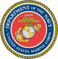 Dept. of the Navy Marines LOGO