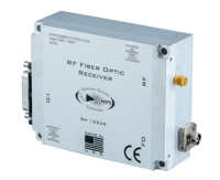 3.5 GHz RF Analog Fiber Optic Receiver