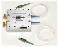 3 GHz RF Analog Fiber Optic Tranceiver