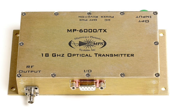 Mp 6000tx 18 Ghz Rf Fiber Optic Transmitter Microwave