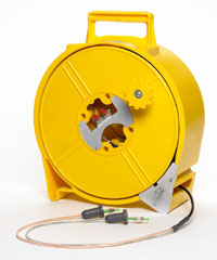 Optical Cable Payout Reel - 450'