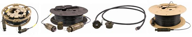 tactical fiber cabling