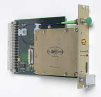 1 PPS Fiber Optic Transmitter and Receiver Module